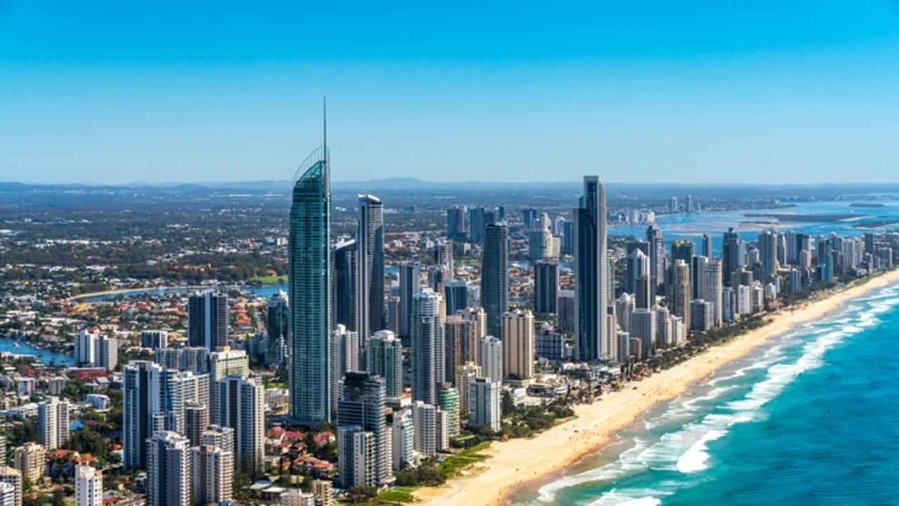 The Gold Coast is one of the most popular tourist destinations these Easter holidays.