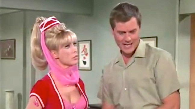 Larry Hagman in I Dream of Jeannie