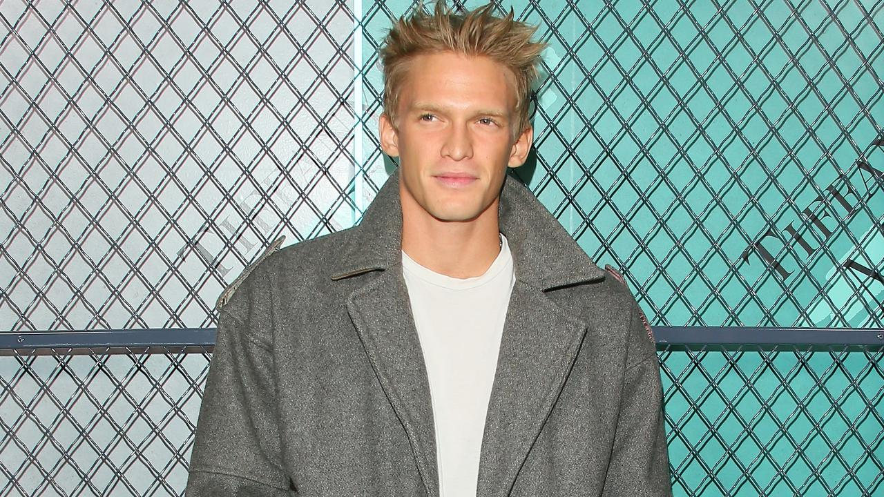 Simpson at a Tiffany & Co event in LA over the weekend. Picture: Jean-Baptiste Lacroix/Getty Images