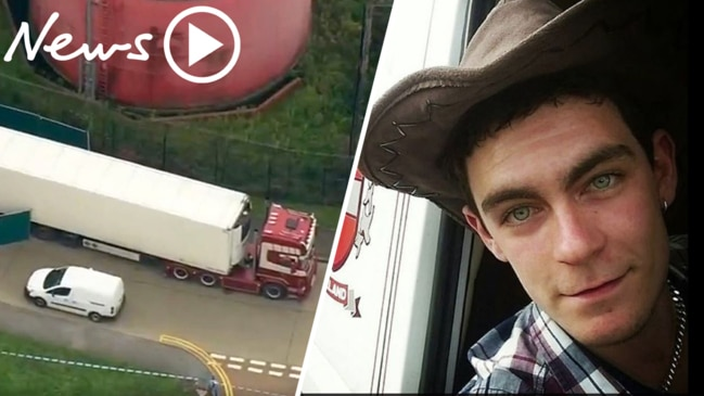 Essex truck deaths: Mo Robinson charged with manslaughter after 39 found dead