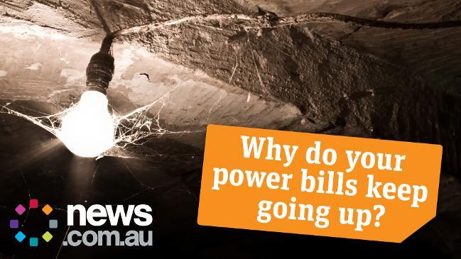 Why do your power bills keep going up?