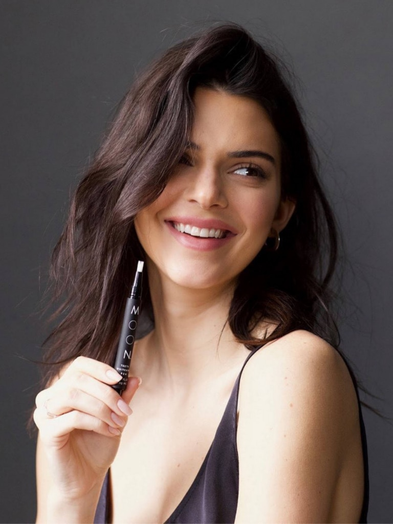 Kendall Jenner co-created (and swears by) the product. Image: Beauty Bay.