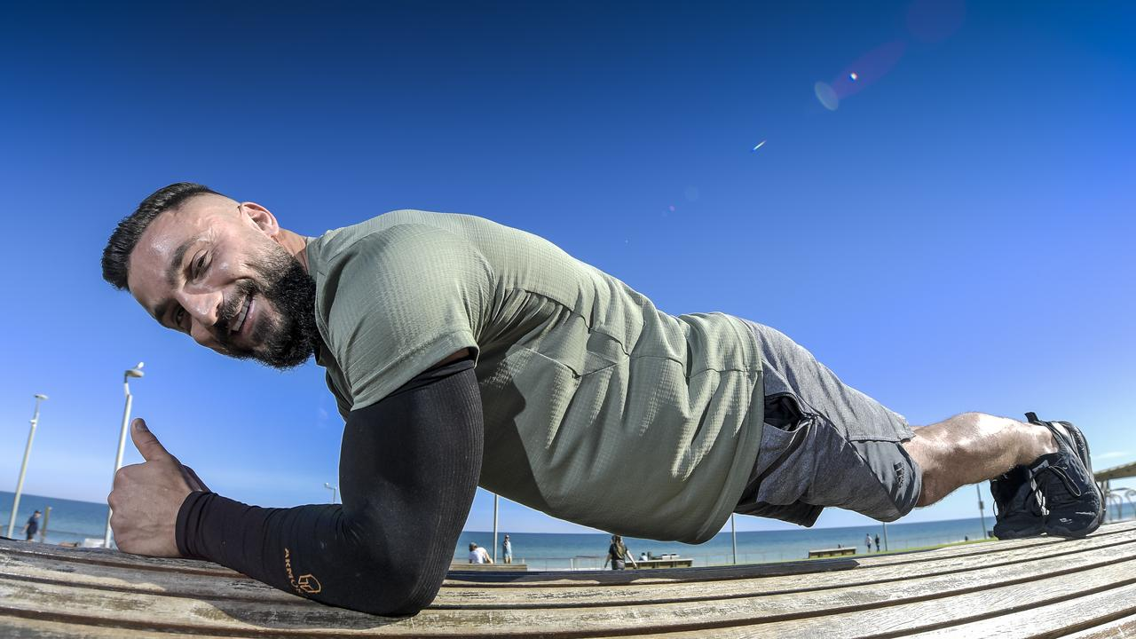Planking guinness World Record - to raise money for CRPS