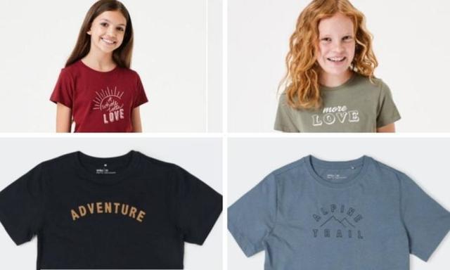 Kmart isn't the only Aussie retailer 'gender segregating' kids clothes