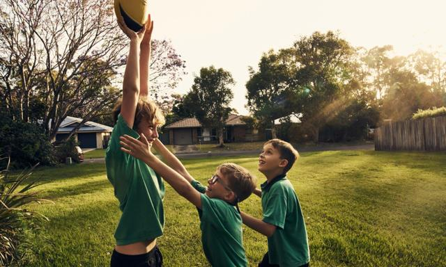 Aussie kids are some of the least active in the world | Study