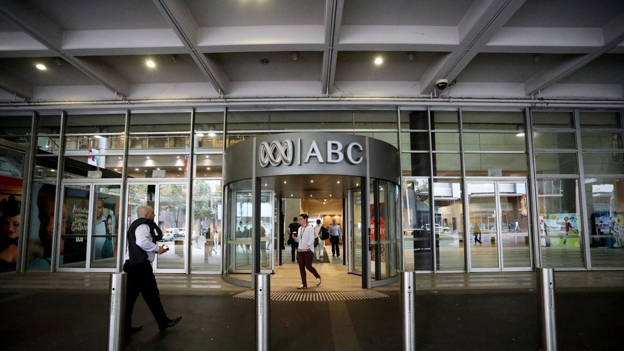 It might be 'your tax dollars, but it truly is their ABC'