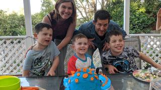 'How a birthday cake kit came to my rescue in lockdown'