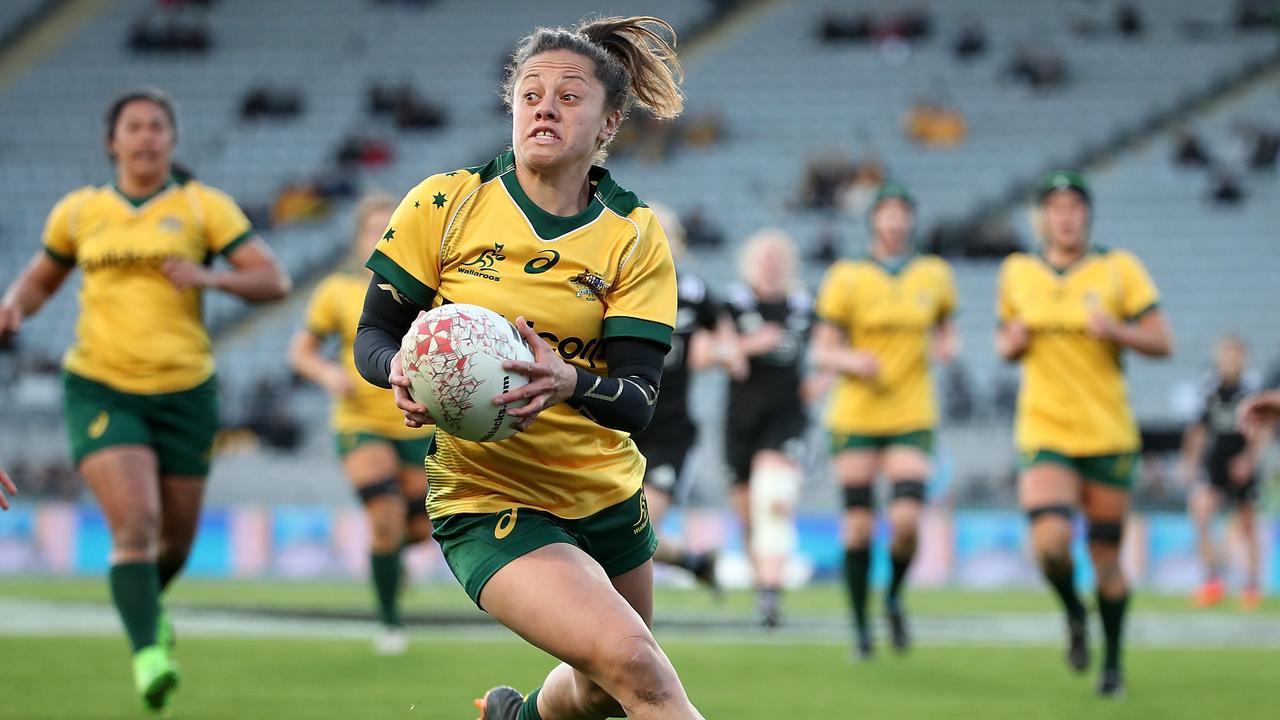 Live Test rugby: Wallaroos host Japan in Newcastle