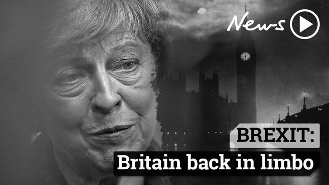 Brexit: Britain back in limbo