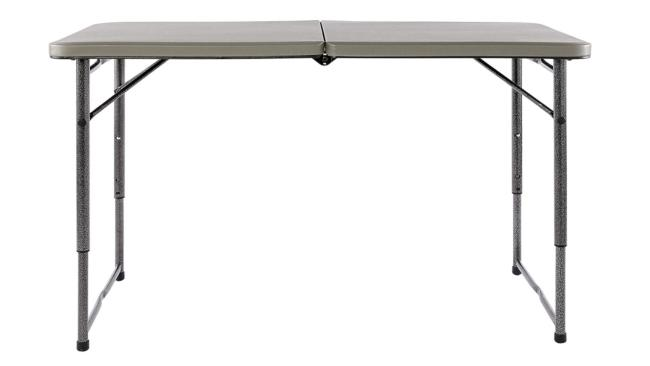 Coleman Deluxe Utility Table.