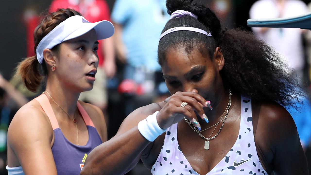 What now for Serena? Photo: DAVID GRAY / AFP