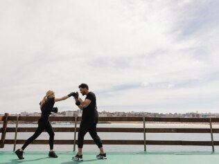 Boxing is, perhaps surprisingly, the perfect compliment to Pilates. Image: Supplied