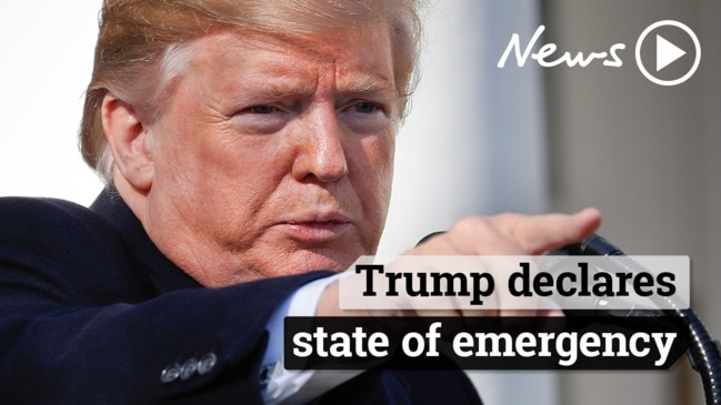 Border Wall: Donald Trump declares a national emergency