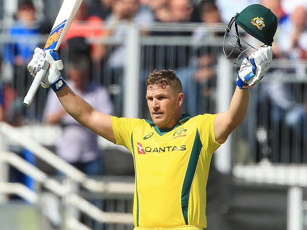 Finch is the new skipper.