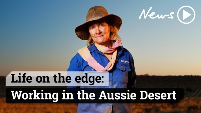 Life on the edge – Working in the Aussie Desert