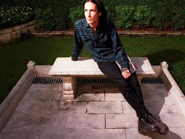 Jeff Buckley liked to live life to the fullest, even if it meant swimming in his boots