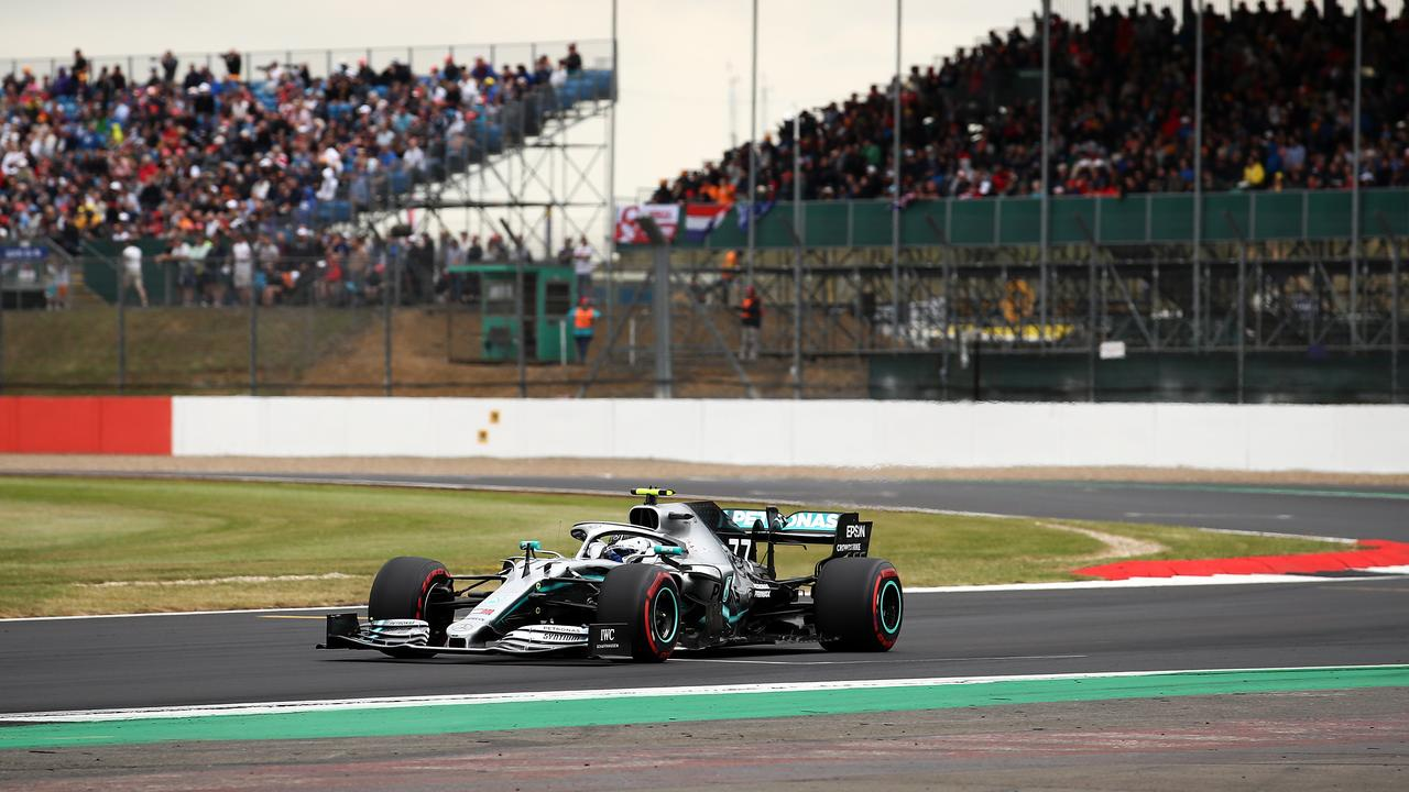 F1 British Grand Prix 2019 live coverage: results, timings, latest updates, start time, standings