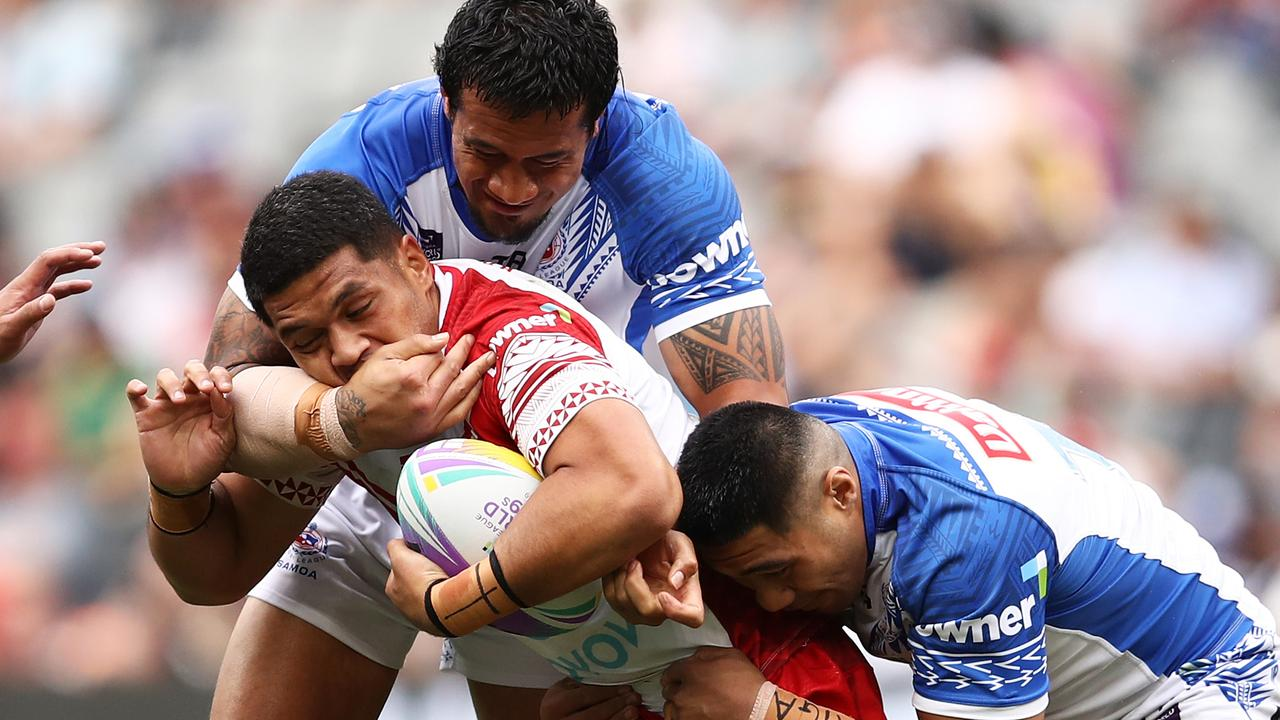 World Nines LIVE: Samoa and England book finals berth; Kiwis fight to join them