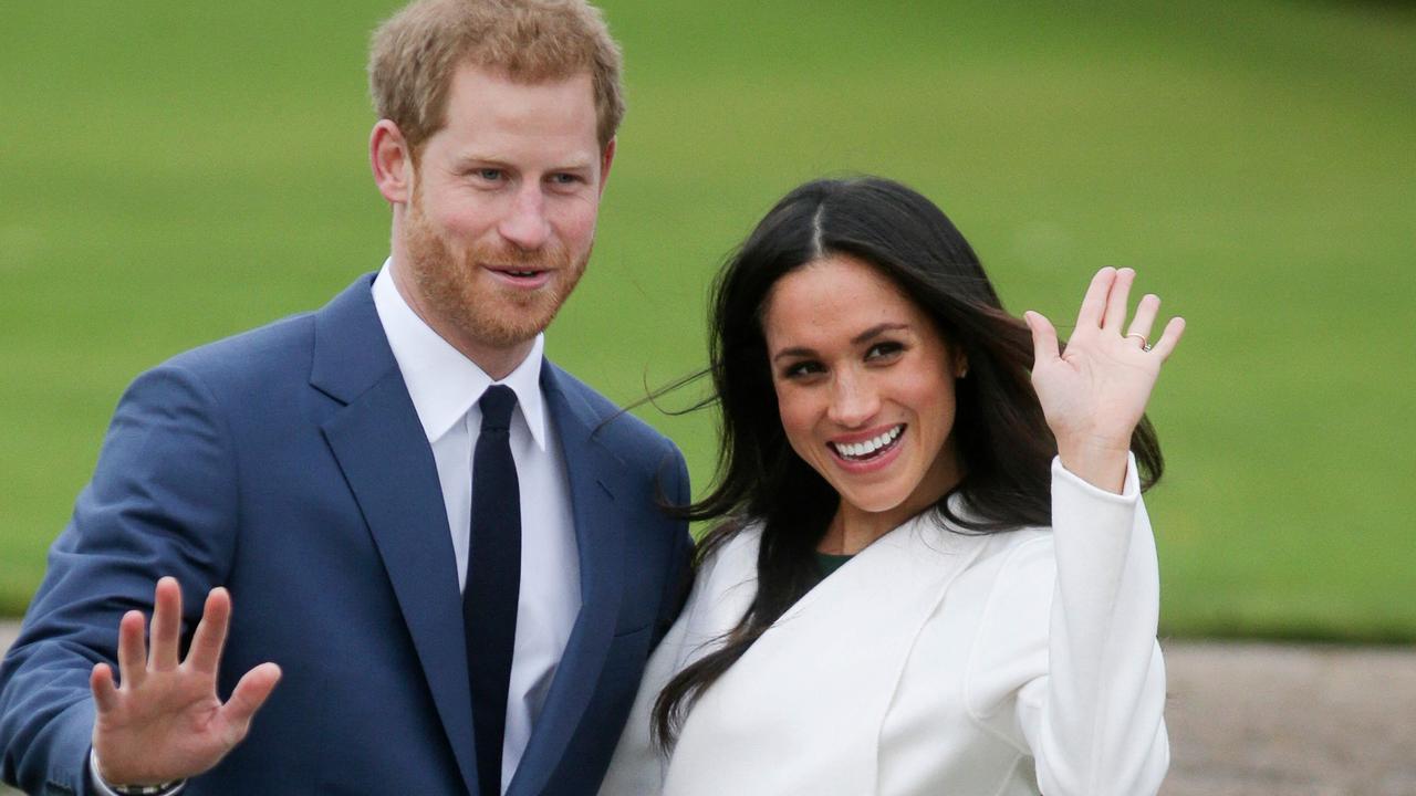 Meghan Markle and Prince Harry. Picture: Daniel LEAL-OLIVAS / AFP.