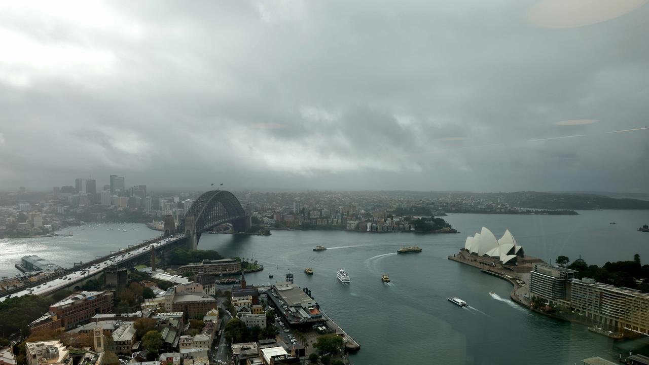 Forecasters on Monday said significant rain and thunderstorm events could 'hammer' the eastern seaboard. NCA NewsWire / Damian Shaw