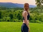 Supplied Editorial Nicole Kidman takes a break from filming in Byron Bay. https://www.instagram.com/p/CH3MDJ5pIxI/?igshid=tf5b1aprwnw2