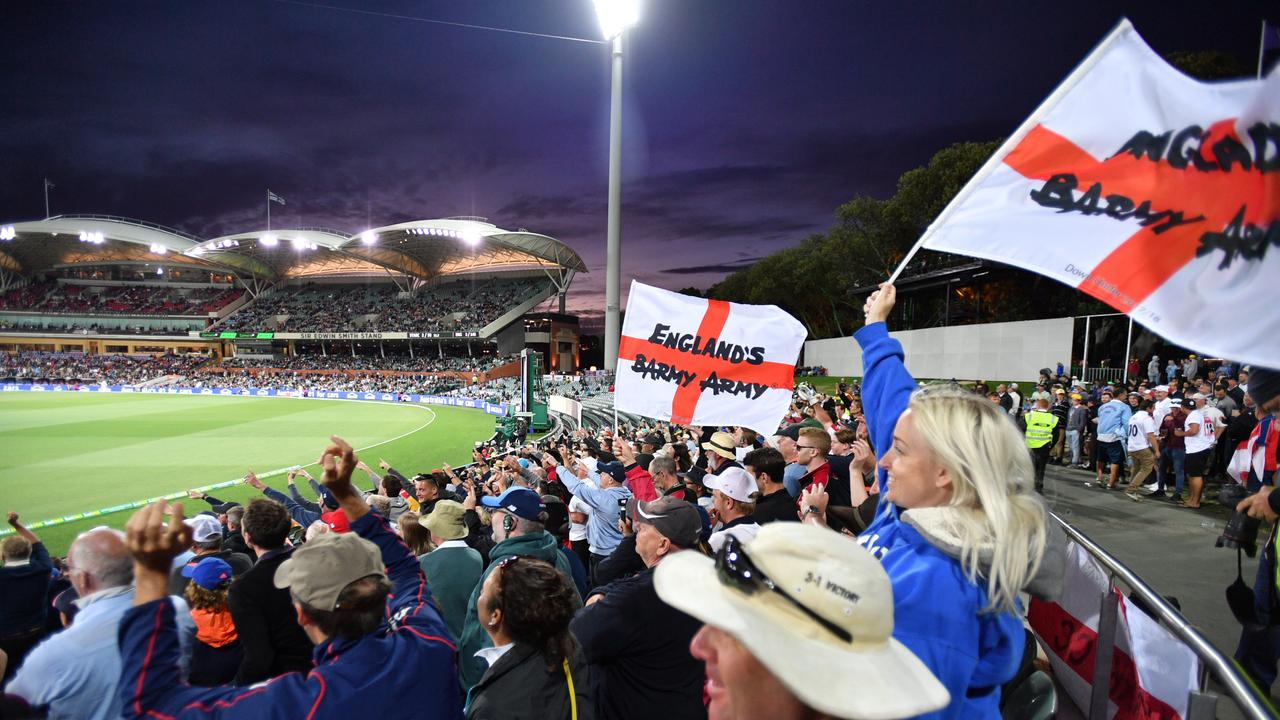 Fans wanting to see the Ashes may have to show a vaccine passport to attend. Photo: AAP