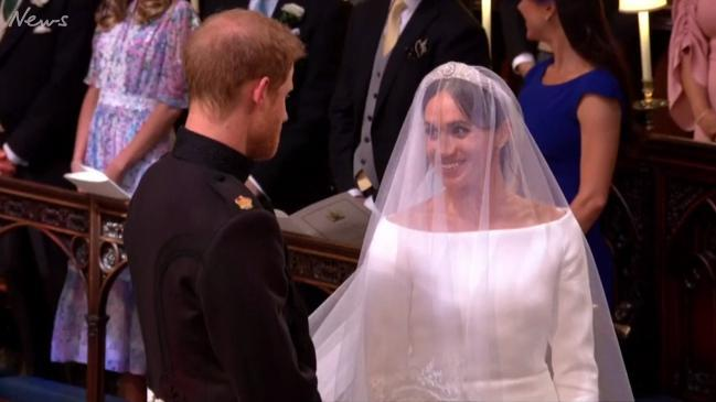 Royal Wedding: Harry and Meghan see each other for first time on wedding day