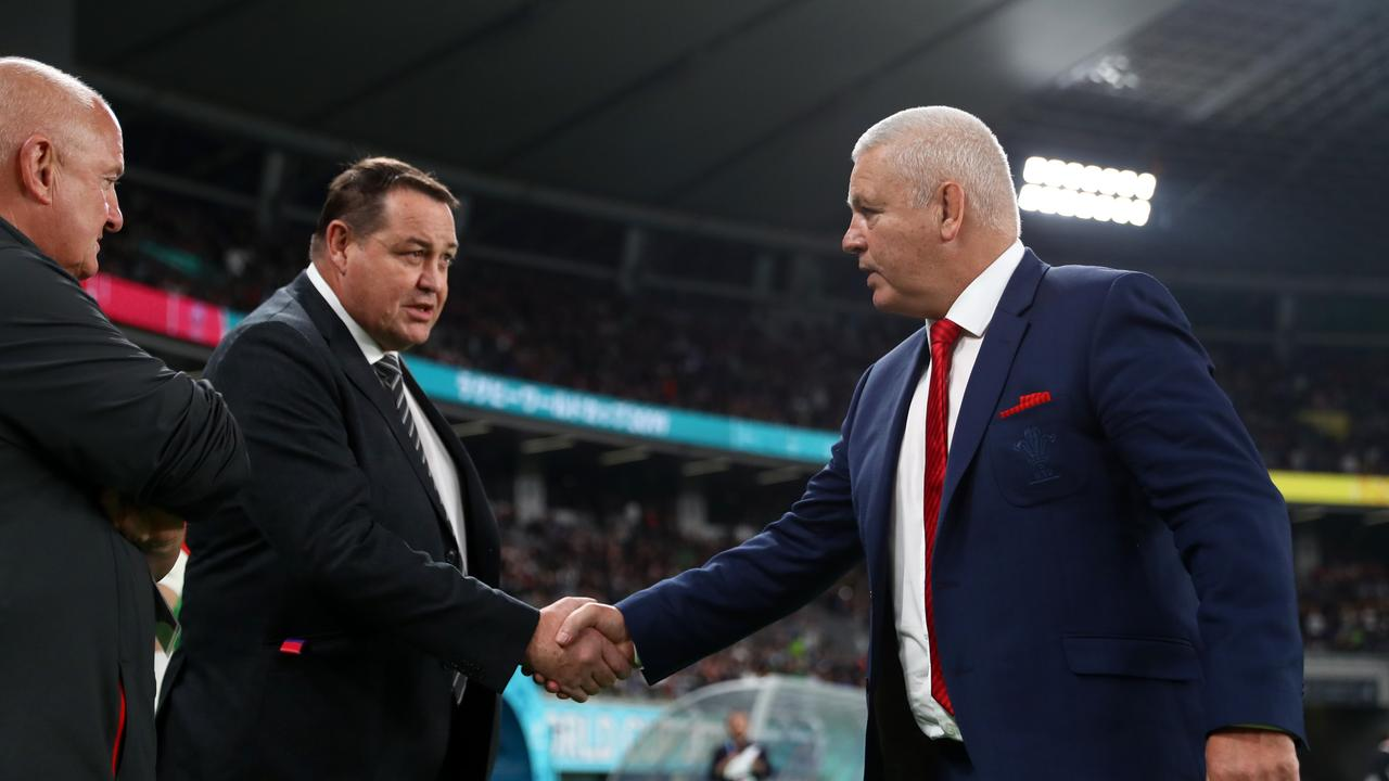 Chiefs defend Gatland Super Rugby deal after Hansen's parting shot