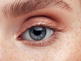 Filler can reduce under eye bags. Image: iStock.