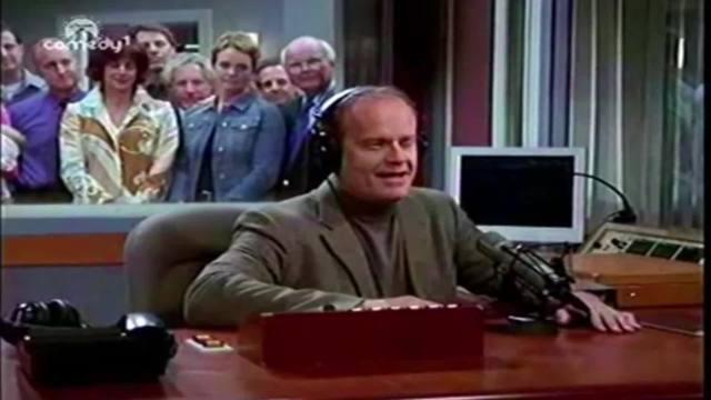 'Goodnight Seattle': Frasier finale