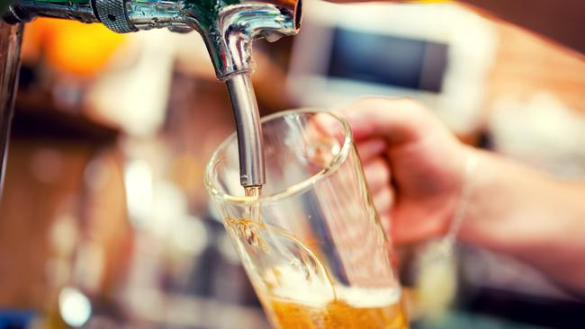 Twenty per cent of travellers have their first drink before 9am.