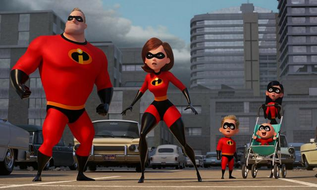 Warning issued over health trigger in Incredibles 2
