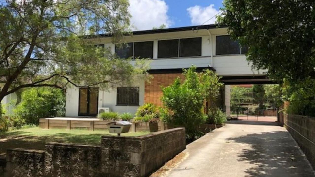 This house at 11 Depper St, St Lucia, has sold for $1.5 million.