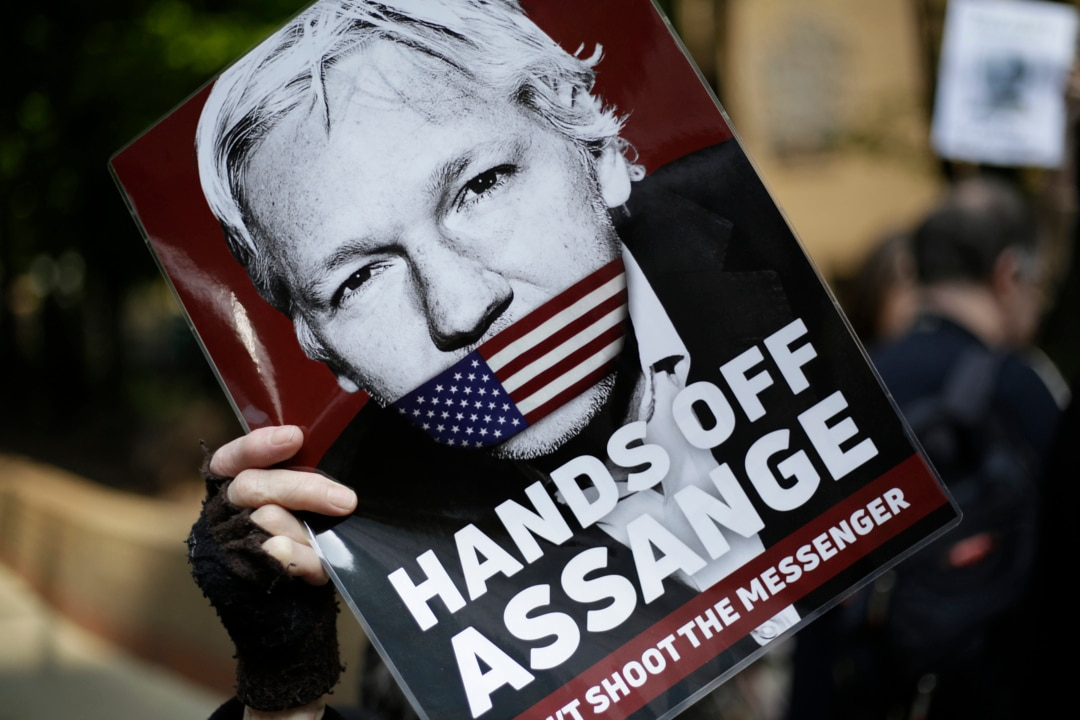 US prosecutors to appeal Julian Assange extradition denial