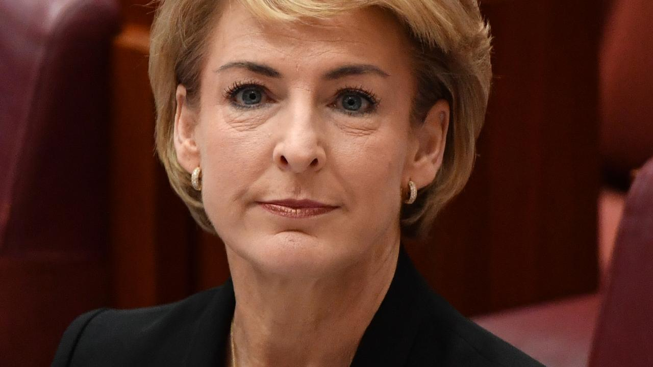 Minister for Small Business Michaelia Cash. Picture: AAP