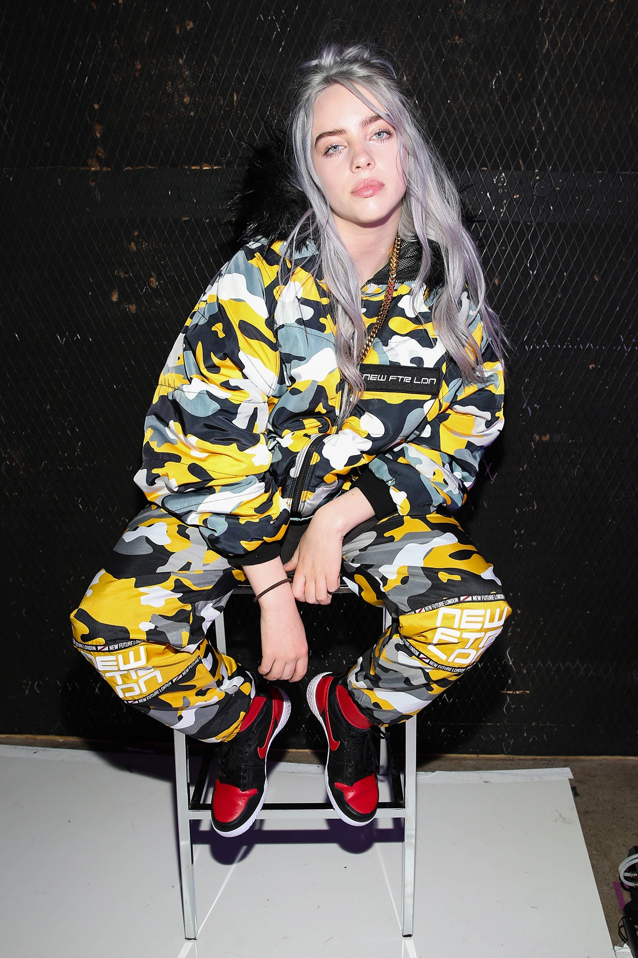 Billie Eilish style file