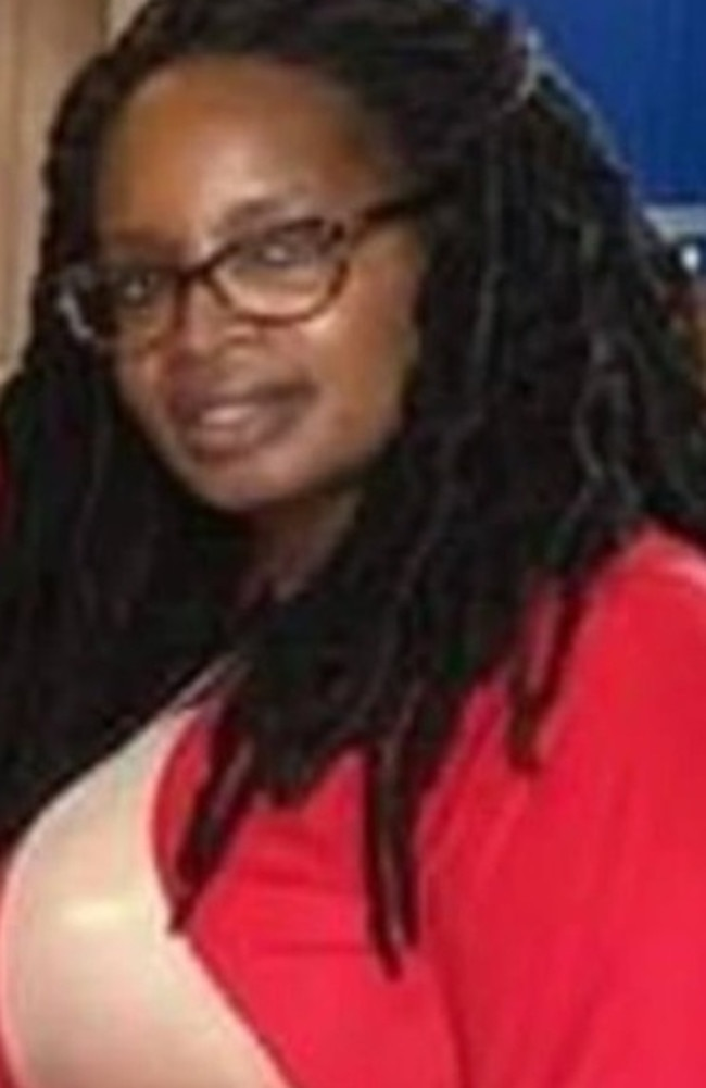 Victim Nichelle Thomas, 52, was killed in broad daylight. Picture: Facebook