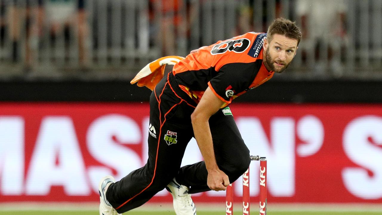 AJ Tye of the Scorchers should be an acquisition target for Round 10