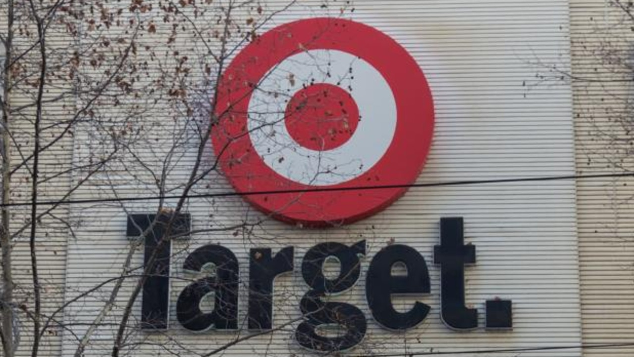 Target's total sales fell by 1.5 per cent. Picture: iStock