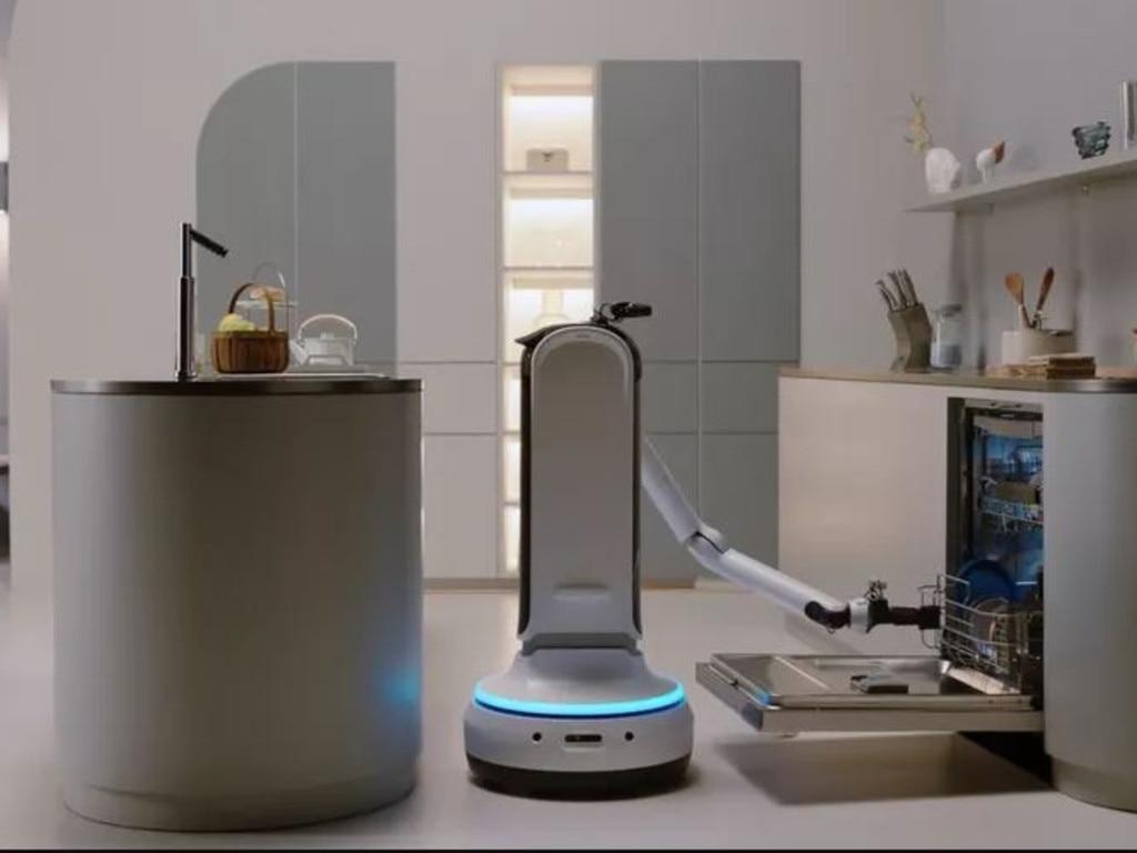 Inside the hi-tech home of the future.