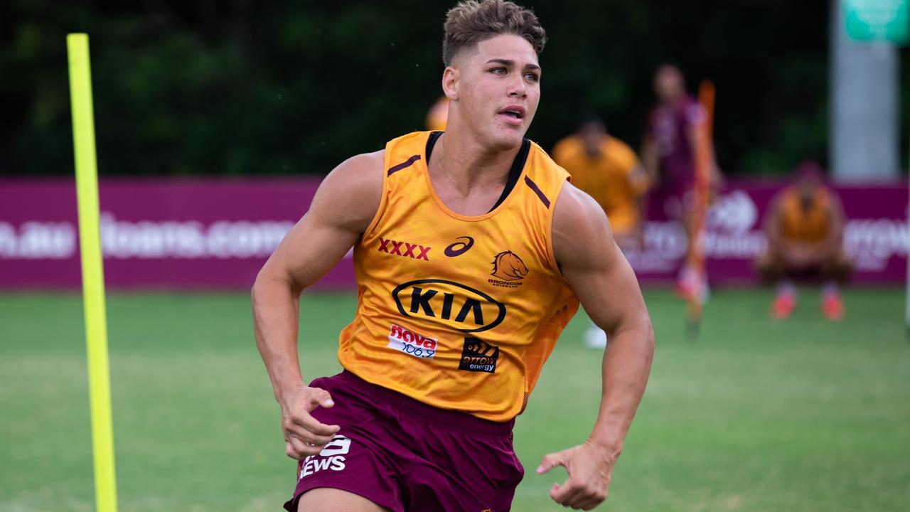 New Warriors signing Reece Walsh