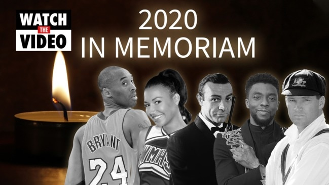 Celebrity deaths 2020: In memoriam