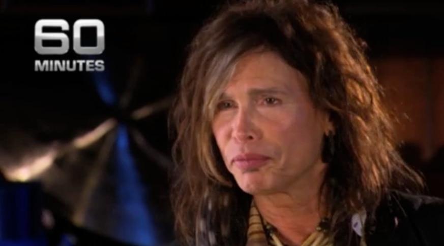 Aerosmith frontman 'snorted half of Peru'