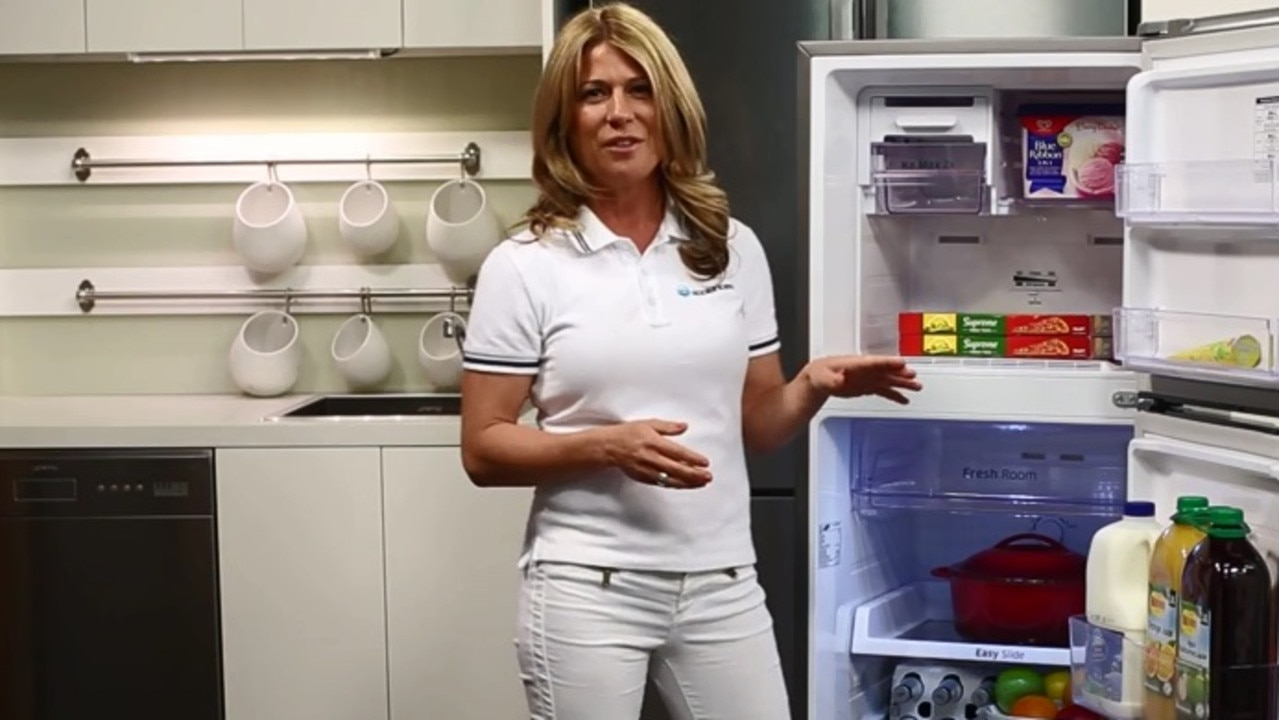 For every hour of this video review that was watched, the company sold six fridges. Picture: Supplied