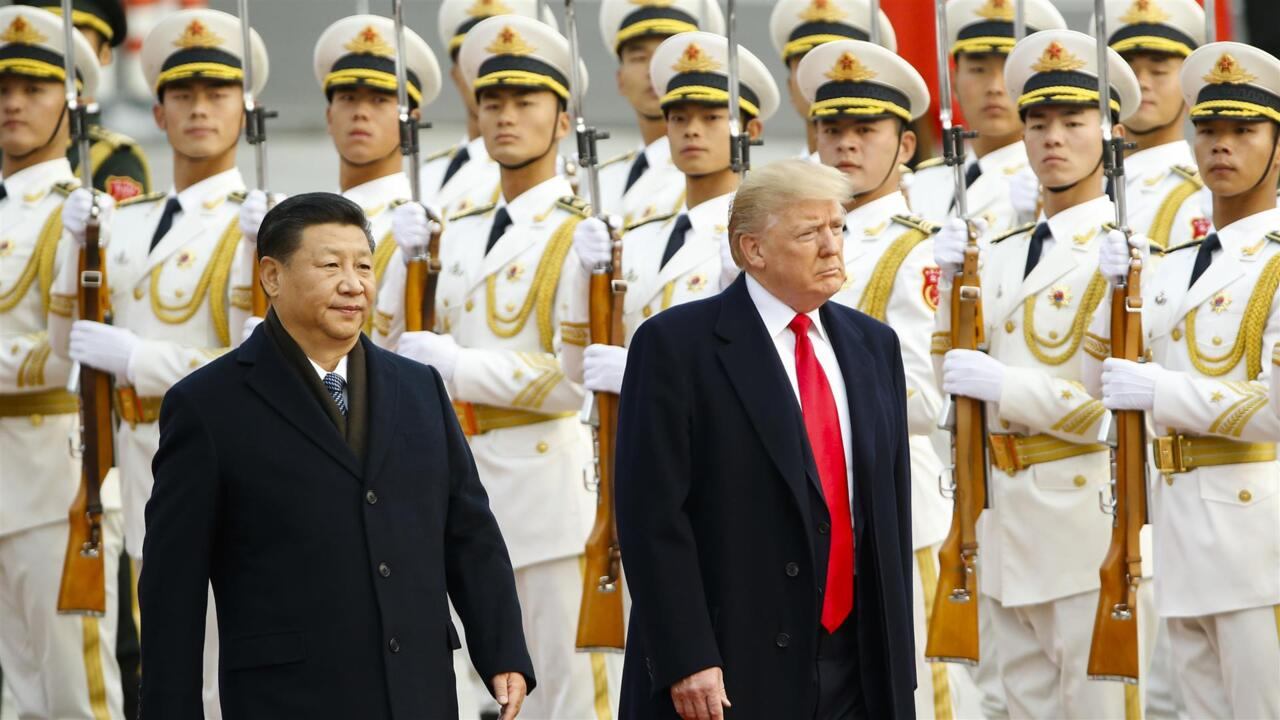 Trump and Xi: What's at Stake at Their G20 Meeting
