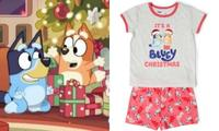 Big W's Bluey Christmas PJs are here for the whole family