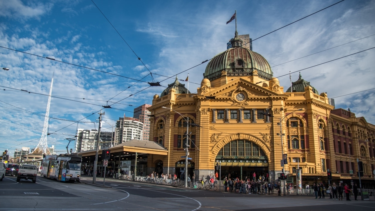 Melbourne's CBD set for major shake-up