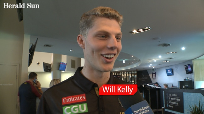 One on one with Will Kelly