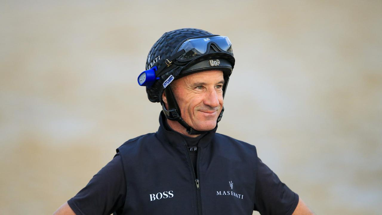 Jockey Glen Boss is racing's man-of-the-moment, yet again. (Photo by Mark Evans/Getty Images)