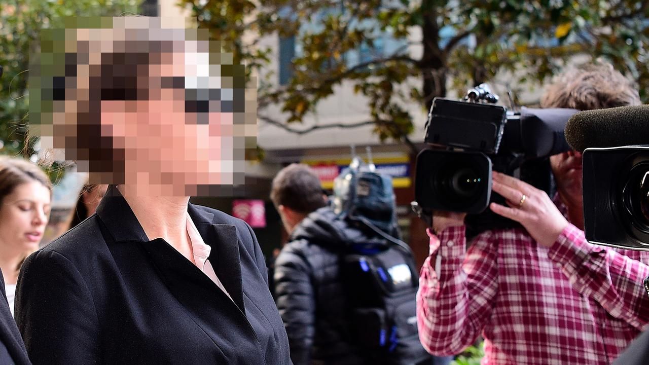 The girl's mother's lawyer claimed her client was suffering from depression after the baby's birth. Picture: AAP Image/Bianca De Marchi
